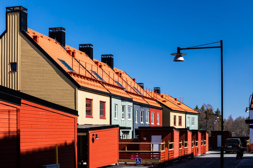 Tungelsta får 2 av 3 nomineringar till Haninge arkitekturpris!
